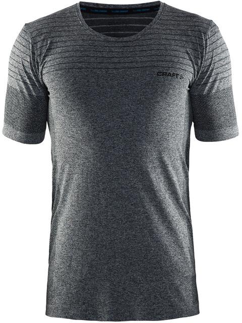 Craft Cool Comfort RN SS Shirt Men Black Mélange